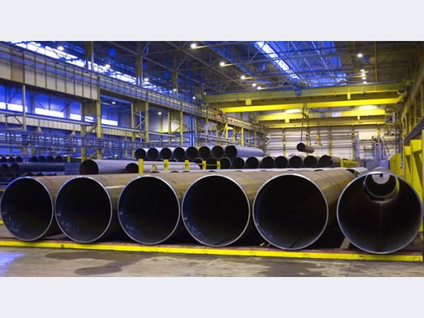 «Северсталь» поставит более 80 тыс. тонн труб для реализации проекта «Южный коридор»