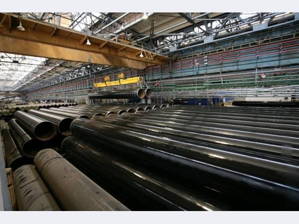 Волжский трубный завод перешагнул миллионный рубеж по отгрузке продукции