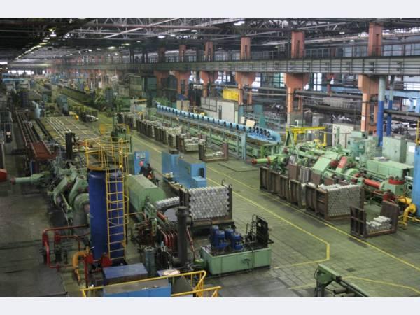 Красноярский металлургический завод расширяет объемы сбыта продукции