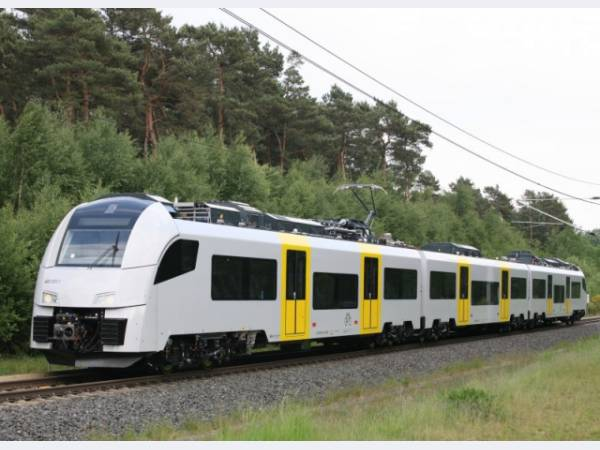 РЖД и Siemens подпишут договор о техобслуживании электропоездов «Ласточек»