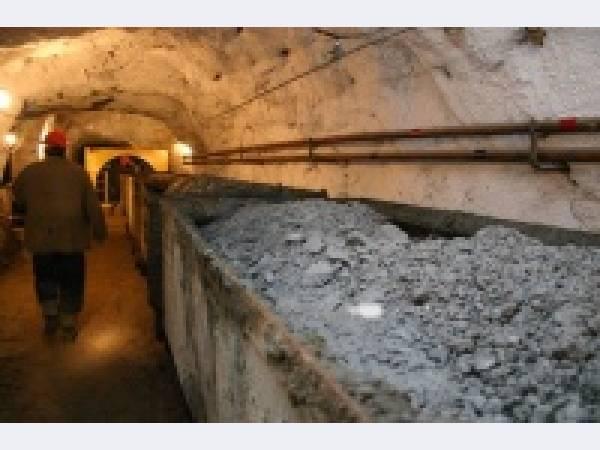 Добыча угля стала тормозиться