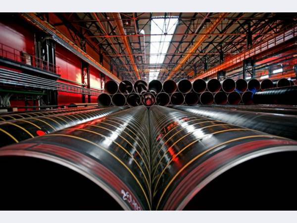 Группа ЧТПЗ отгрузила 4 800 т труб для строительства газопровода Челябинской ГРЭС