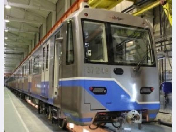 Метровагонмаш продолжает выпуск вагонов модели 81-760