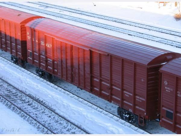 На данный момент вагоностроительные мощности России загружены только на 25-30%