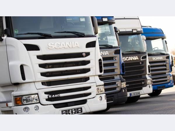 Scania отказалась поставлять свои машины в Крым