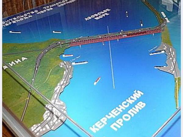 Для Керченского моста потребуется около 250 тыс. т металлоконструкций