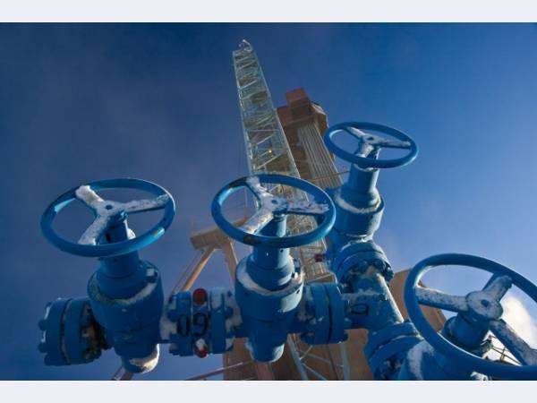 Число нефтегазовых буровых установок в мире упало до пятилетнего минимума