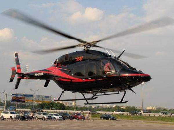 Американская Bell Helicopter подписала с УЗГА соглашение о лицензионной сборке вертолета Bell 4