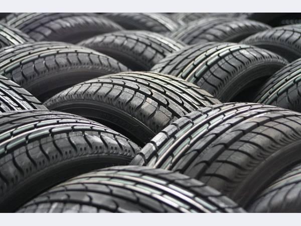 Спад продаж автомобильных шин составил около 20%