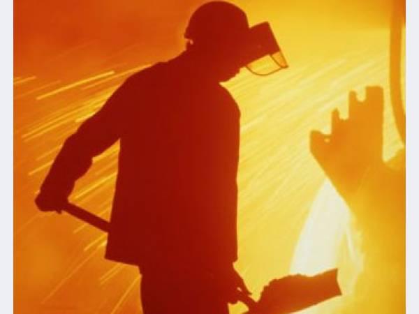 ВМЗ планирует скоро возобновить выплавку стали