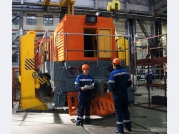 """""""ШААЗ"""" приступает к модернизации тепловозов серии ТГМ6"""