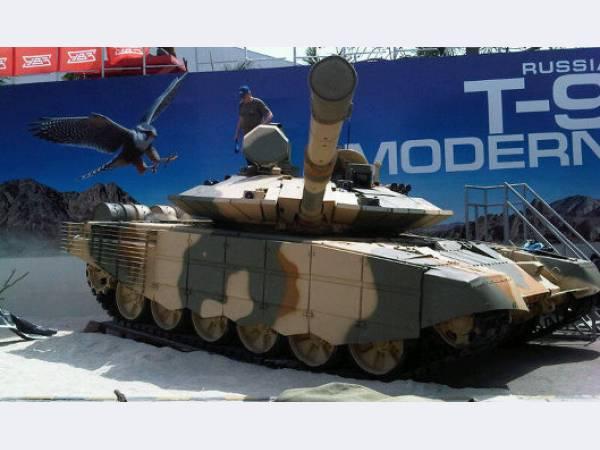 Уралвагонзавод готов организовать производство танков в Иране