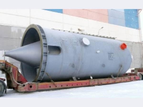 Уралхиммаш поставил оборудование для обеспыливания