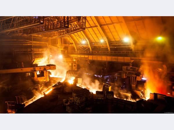 ЧМК провел ремонт стана горячей прокатки