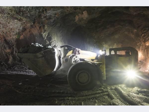 Ормет запустит подземный рудник в октябре