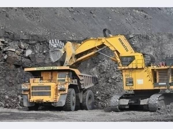 Горняки разреза Распадский добыли 1 млн т угля с начала 2017 г.