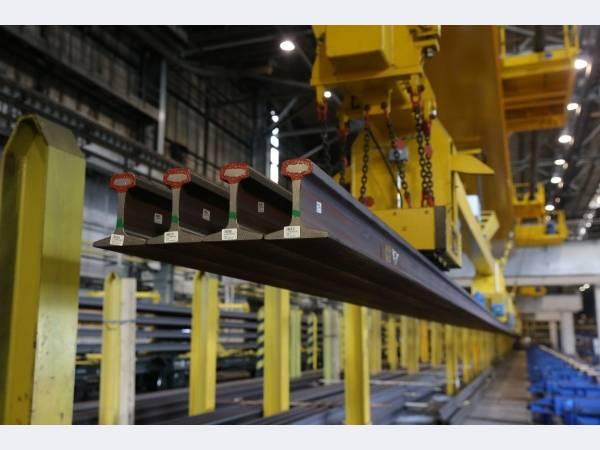 ЕВРАЗ на 60% увеличит поставки 100-метровых рельсов для РЖД