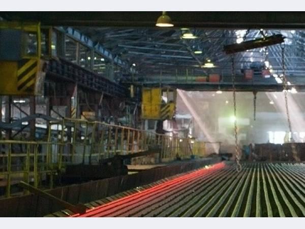 Гурьевский МЗ планирует нарастить производство стали и проката