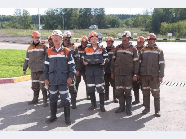 На шахте ЕВРАЗа запущена новая лава