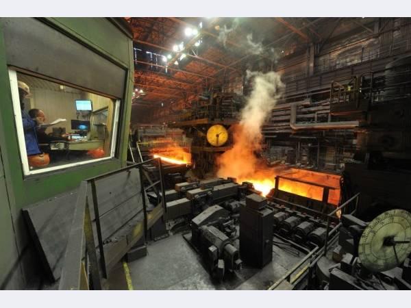За весенне-летний период на ЧерМК отремонтировали 10 агрегатов