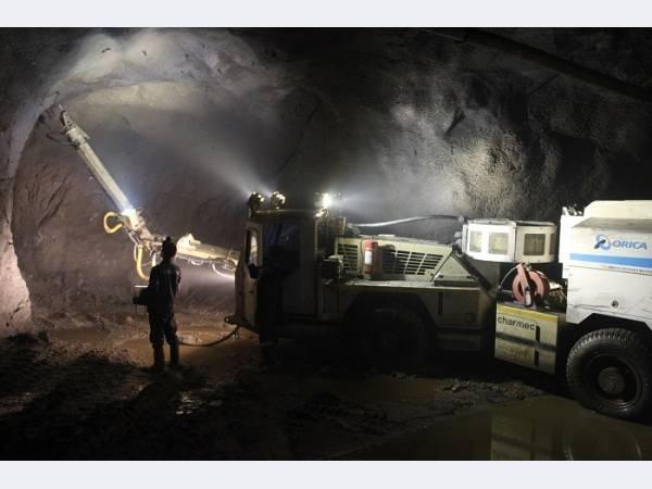 Гайский ГОК завершает строительство нового пульпопровода