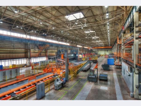 На Загорском трубном заводе запущена программа импортозамещения