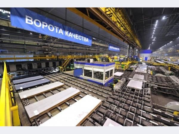 Северсталь инвестирует более 1 млрд руб. на техперевооружение цеха отделки металла №2 ЧерМК