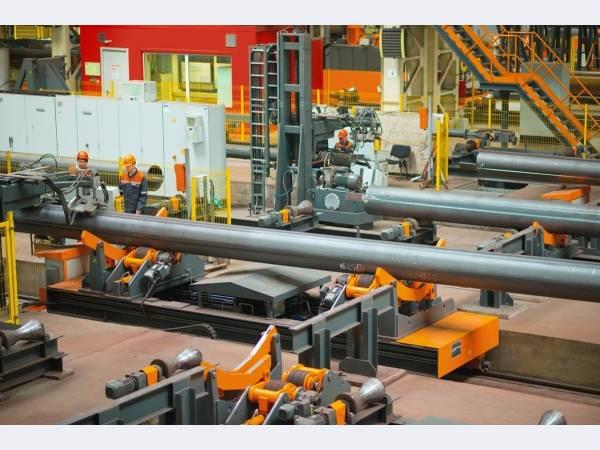 Загорский ТЗ поставит более 28 000 т труб для НОВОТЭКа