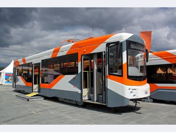 УВЗ поставит трамваи в Ростовскую область