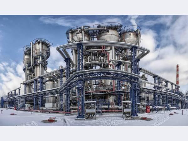 На Московском НПЗ завершается строительство установки \