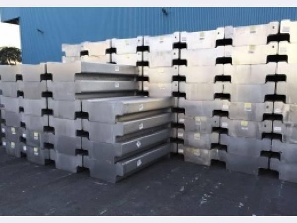 Мировой выпуск алюминия в сентябре упал на 27 тыс. тонн