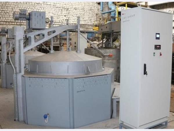Каменск-Уральский литейный завод модернизирует производство гальванотермического цеха