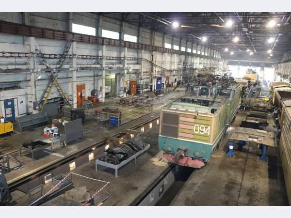 На Качканарском ГОКе повысили эффективность ремонтов тяговых агрегатов