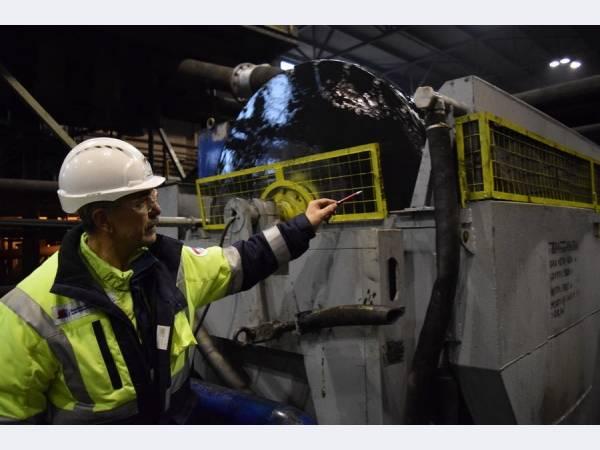 На Карельском окатыше завершается проект по замене магнитных сепараторов