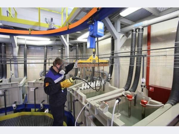 Уралэлектромедь увеличила выпуск посеребренной продукции