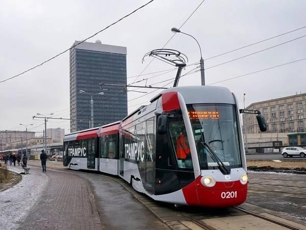 РУСАЛ поставит более 500 т алюминия для модернизации трамвайного парка Москвы