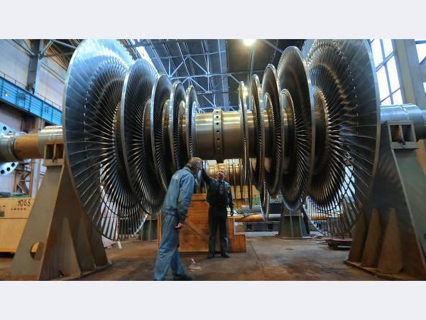 Силовые машины изготовили вторую турбину для казахской ГРЭС