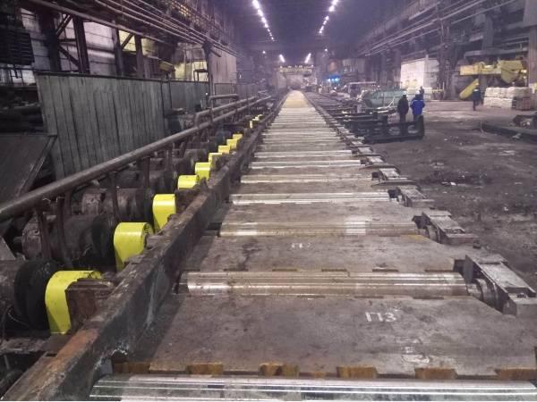 Северсталь завершила на ЧерМК осеннюю линейку капитальных ремонтов