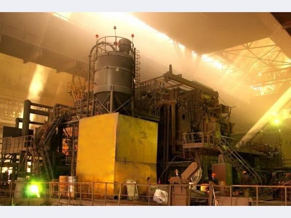 Северсталь направила более 40 млн руб.на ремонт шахтной печи №2 ЧерМК