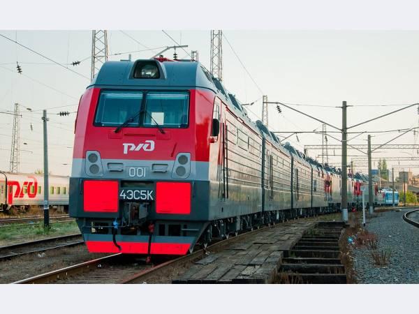 НЭВЗ выполнил заказ РЖД на электровозы 4ЭС5К
