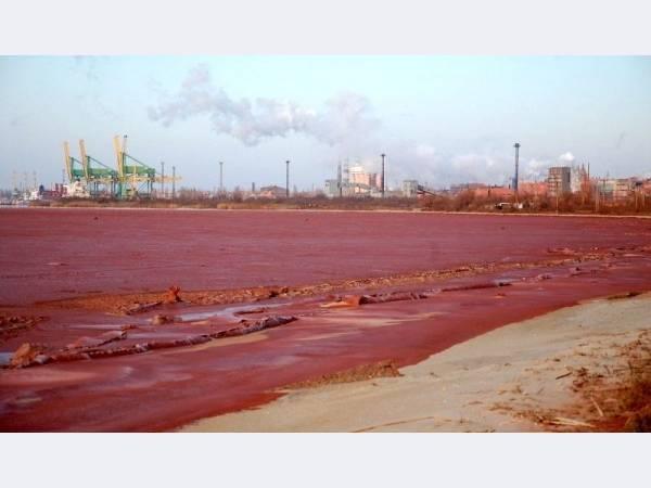 Китайский холдинг готов создать предприятие по переработке красных шламов