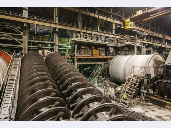 Группа НЛМК увеличила мощности по выпуску железорудного концентрата на СГОКе