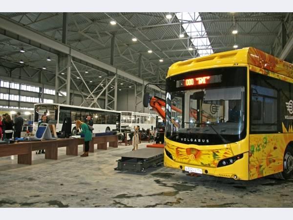 Холдинг Бакулин Моторс Групп открыл новый автобусный завод во Владимирской области