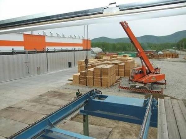 Компания Азия Лес запустила в Хабаровском крае безотходное производство пиломатериалов