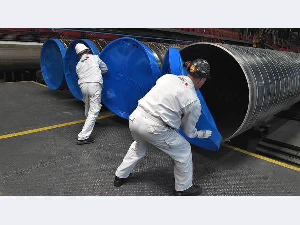 Газпром и трубники бьются за остатки тендера на 56,8 млрд рублей