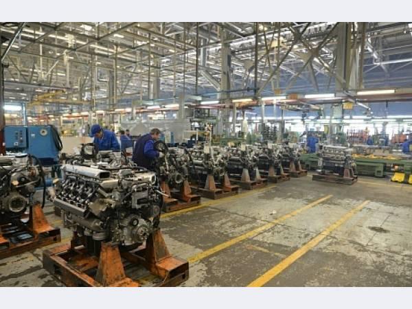 КамАЗ может выпускать узлы двигателей и коробок передач для Hyundai