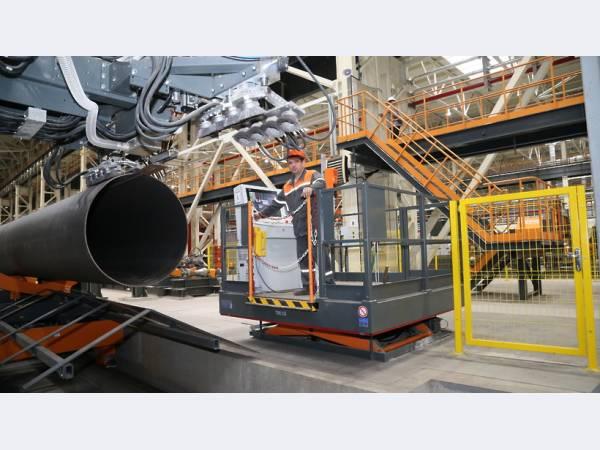 Загорские трубы будут поставляться для инвестиционных проектов Газпрома