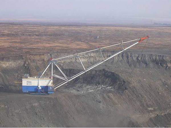 Уралмашзавод привлекли к добыче угля в Новосибирской области