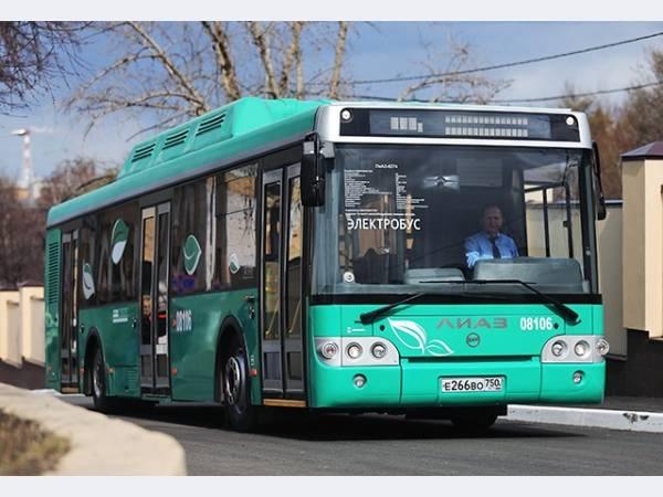 ГАЗ и КамАЗ планируют участвовать в аукционах Москвы на поставку электробусов