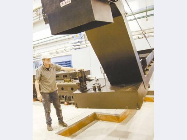 ВСМПО-АВИСМА: в новый год - с новым оборудованием